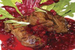 блюда из оленины в фольге