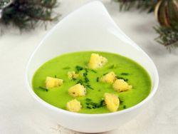 гороховый суп пюре рецепт приготовления