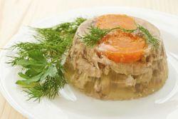 как приготовить заливное из говядины