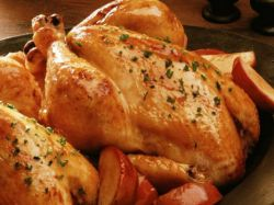 курица с айвой рецепт