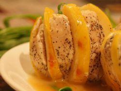 курица запеченная с айвой рецепт