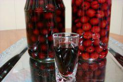 наливка вишневая на спирту