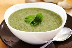 приготовить суп пюре из брокколи
