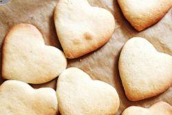 печенье песочное на майонезе