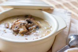 рецепт суп с рисом и говядиной