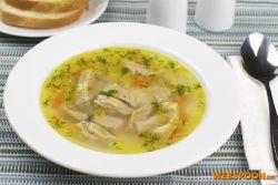 рецепт вкусного супа из говядины