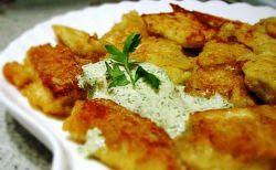 кляр для рыбы рецепт со сметаной