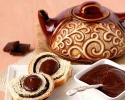 шоколадная паста рецепт