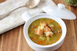 суп с ветчиной рецепт