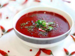 суп свекольник горячий рецепт