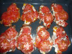 свинина с помидорами