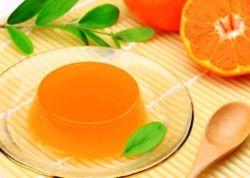 желе из апельсинового сока рецепт