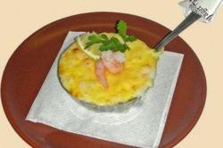 жульен с креветками рецепт с фото