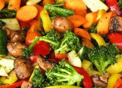 Овощи гриль рецепт