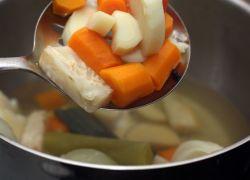 Овощной бульон калорийность