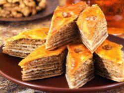Пахлава турецкая рецепт