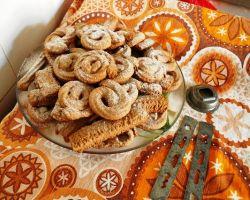 рецепт печенья в духовке через мясорубку
