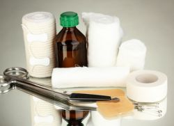 Какие антибиотики колоть коту при гнойной ране