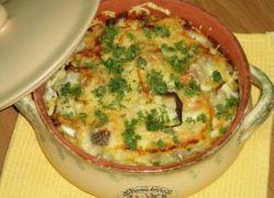 пикша запеченная с картошкой в духовке рецепт