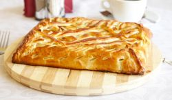 пирог с курагой рецепт