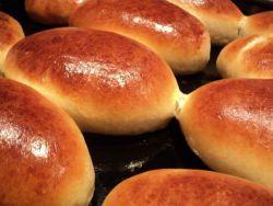 Пиріжки з картоплею в духовці