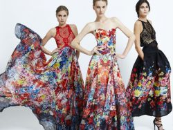 платья мода лето 2015
