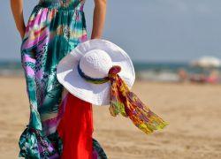 пляжные шляпы 2015