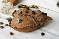 Поделки из кофейных зере