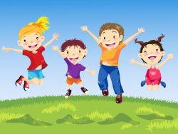 Подвижные игры для дошкольников