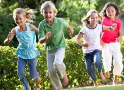 Игры на природе для детей