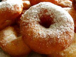 пончики рецепт классический на молоке без дрожжей