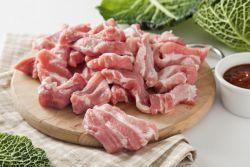 приготовление поджарки из свинины