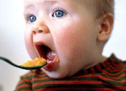 Когда давать прикорм ребенку на грудном вскармливании