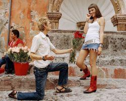Влечение мужчины к женщине