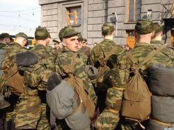 Меню на проводы в армию дома