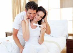 Проявление первых признаков беременности