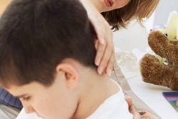Прыщики на теле у ребенка