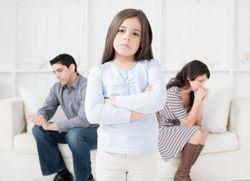 Как развестись если есть дети