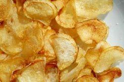 Рецепт приготовления домашних чипсов