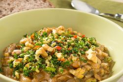 приготовление супа харчо из курицы