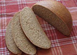 Рецепт ржаного хлеба в духовке