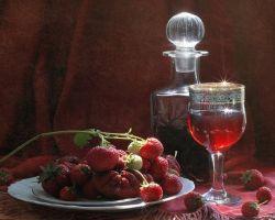 Как сделать вино в домашних условиях клубники