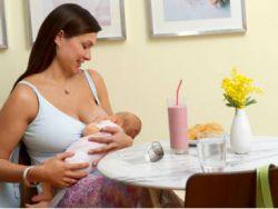 Рецепты для кормящих грудью