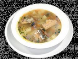 рыбный суп из сайры рецепт