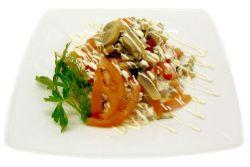 Салат Клеопатра: разновидности рецептов приготовления