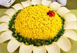 You think чипсами с фото с ромашка Салат рецепт circular hole