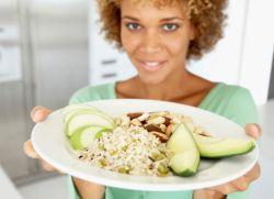сбалансированное правильное питание для похудения
