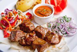 Шашлик з яловичини