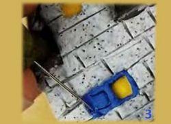 сказочный домик из пластилина 4