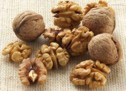 сколько калорий в грецких орехах